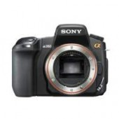 Sony DSLR-A350 Digital SLR Camera