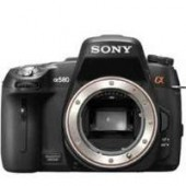 Sony DSLR-A580 Digital SLR Camera