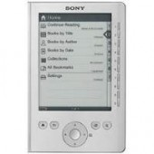 Sony PRS-300 eBook Reader