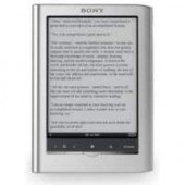 Sony PRS-350 eBook Reader
