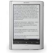 Sony PRS-650 eBook Reader