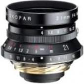 Voigtlander Color-Skopar 21mm f/4.0 Manual Camera Lens