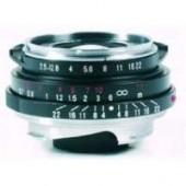 Voigtlander Color-Skopar Pan 35mm f/2.5 Wide Angle Camera Lens